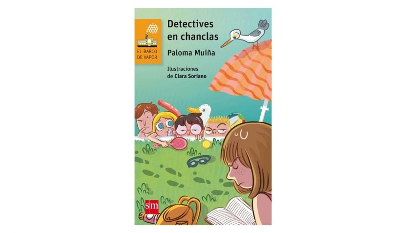 Detectives en chanclas